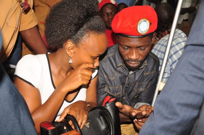 POLITICS: Bobi Wine now targets Jamaica's Financial support after Kenya