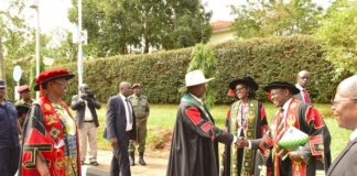 Museveni appreciates prof. Nawangwe's resolution to sack undisciplined lecturers