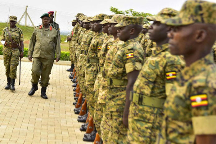 Museveni warns Soldiers on misconduct