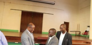 Prof. Nawangwe promises reconciliation with Makerere University Staff