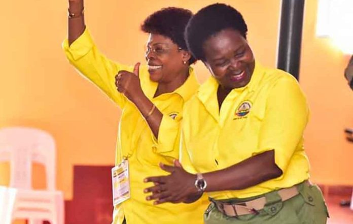 UFA leaders drop Betty Kamya as their party president