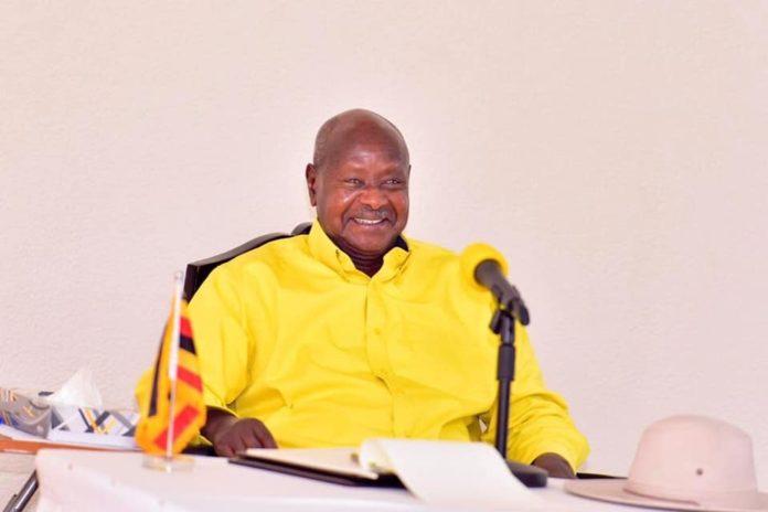 Museveni accepts sole candidature endorsement