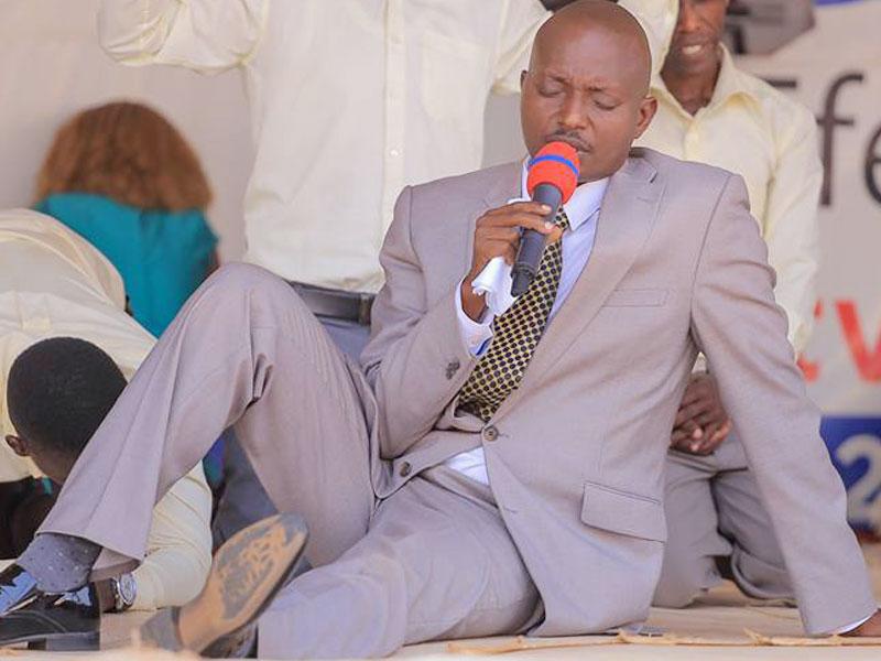 Popular Ugandan pastor weds as his ex-wife and gospel