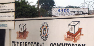 Electoral Commission polling stations