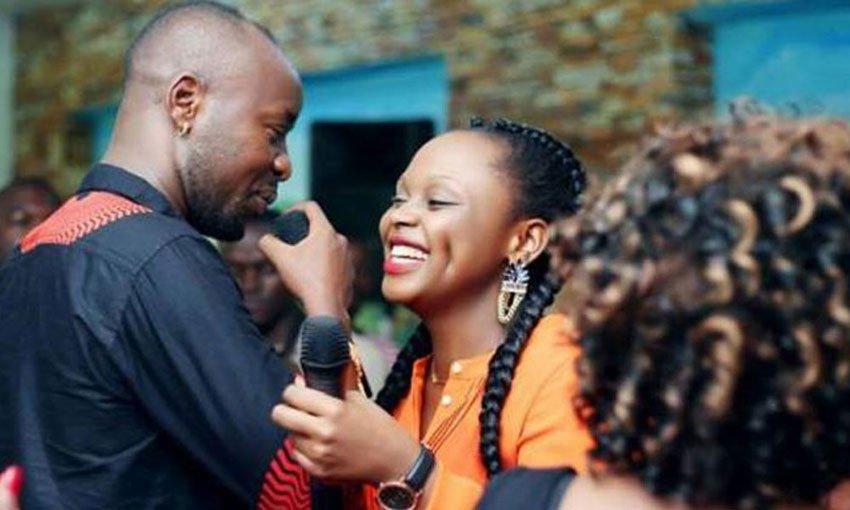 Edrisah Musuuza kenzo ex Rema before breakup