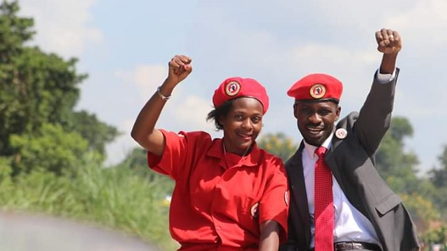 bobi wine Hoima by-elections