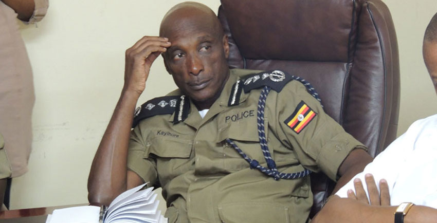 Biography of Who is General Kale Kayihura on us sanctions