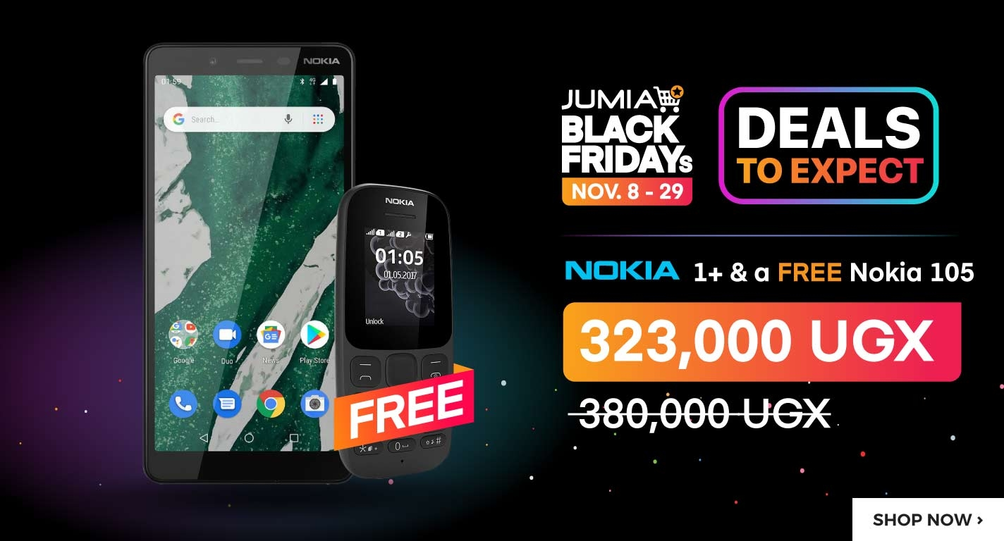 Jumia Uganda Black Friday Sale Is Back Flash Uganda Media