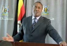 minister elioda tumwesigye parliamentary seat