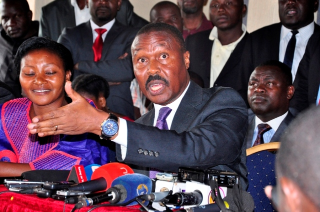Gen-Mugisha-ANT party 2021 presidential