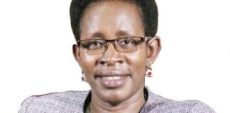 who is Dr Diana Kanzira Atwine