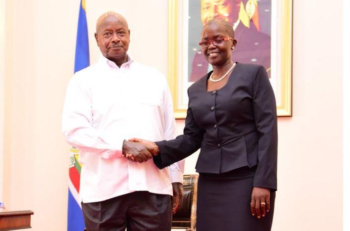 Jane Frances Abodo replacing Mike ChibitA
