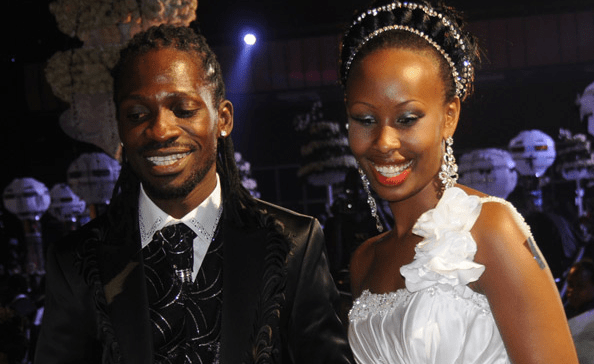 Bobi Wine and Barbie tied the knot at Rubaga Cathedral