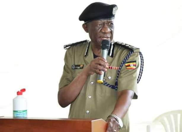 IGP Ochola transfers police officers
