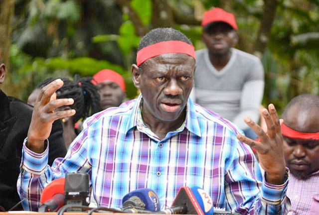 Besigye formed People's government