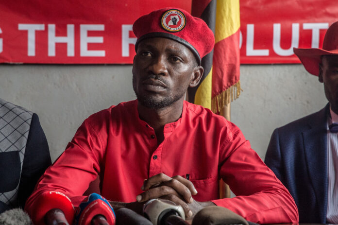 Bobi Wine says no to the scientific election