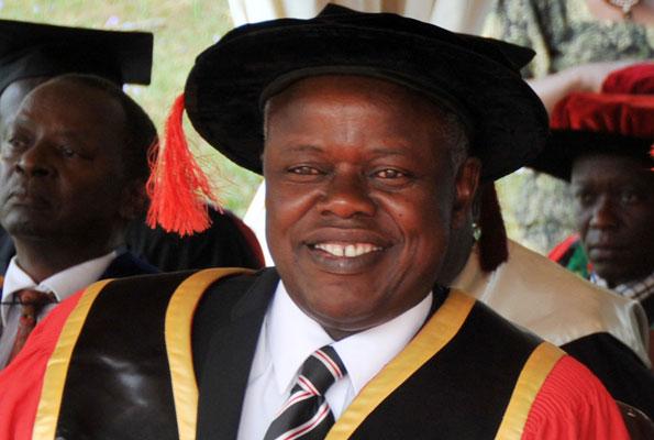 Who is Professor Juma Wasswa Balunywa?