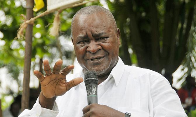 Balibaseka Bukenya was chairman