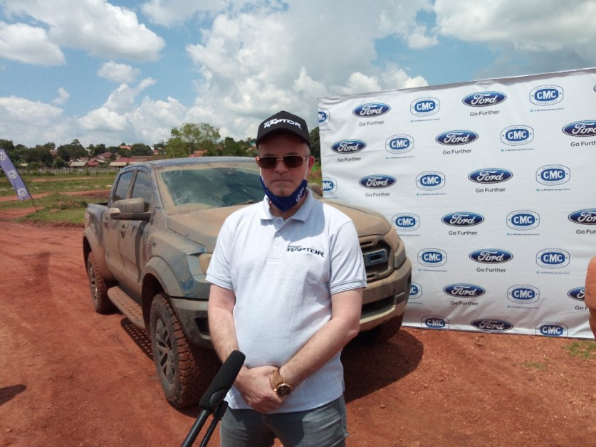 Prince Mark Davinson-the-Cooper-Motor-Corporation-Country-Manager