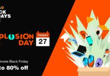 jumia Friday's explosion day