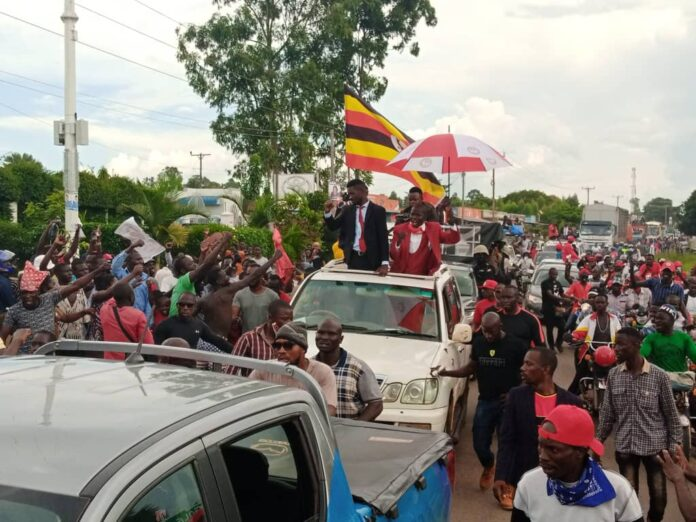bobi wine revive west nile