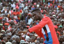 busoga bobi wine votes