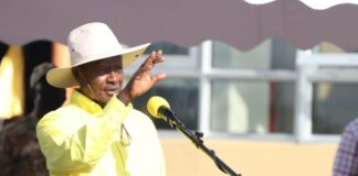 museveni overthrow nrm government