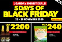 shoprite uganda black friday 2020