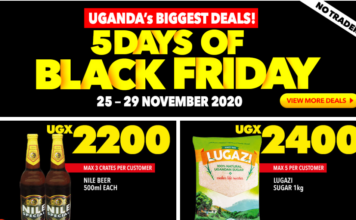 shoprite uganda black friday 2020