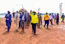 Museveni commissions MV Sigulu