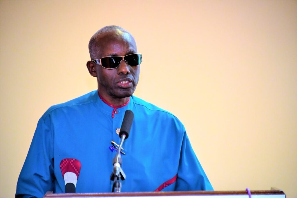 elly tumwine minister for security