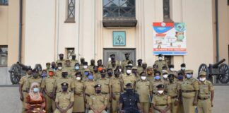 AIGP Kasingye to police officers in elections