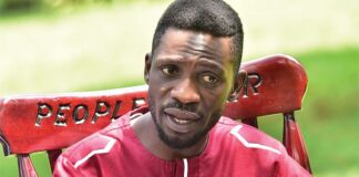 This Is a Life-Changing Election Says Kyagulanyi