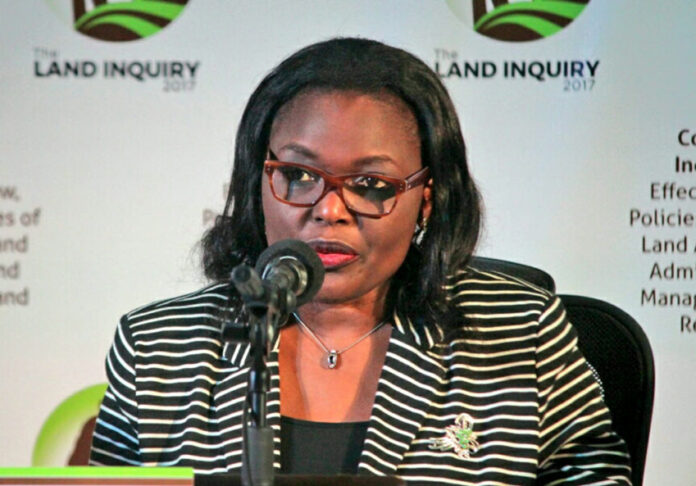 Who is Catherine Bamugemereire?