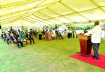 museveni warns against violence nrm day