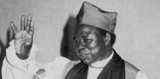 Archbishop-Janani-Luwum Museveni Idi Amin Was a Coward