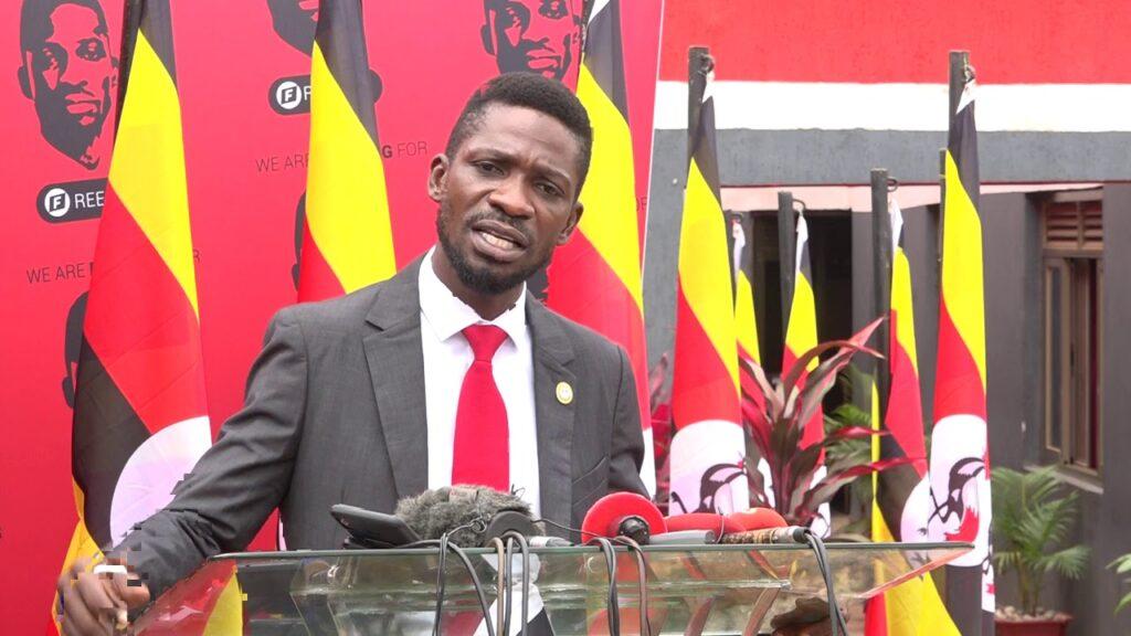 Kyagulanyi Withdraws Petition
