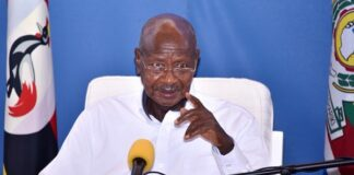 Museveni to Open the Bars When the Vaccine Arrives
