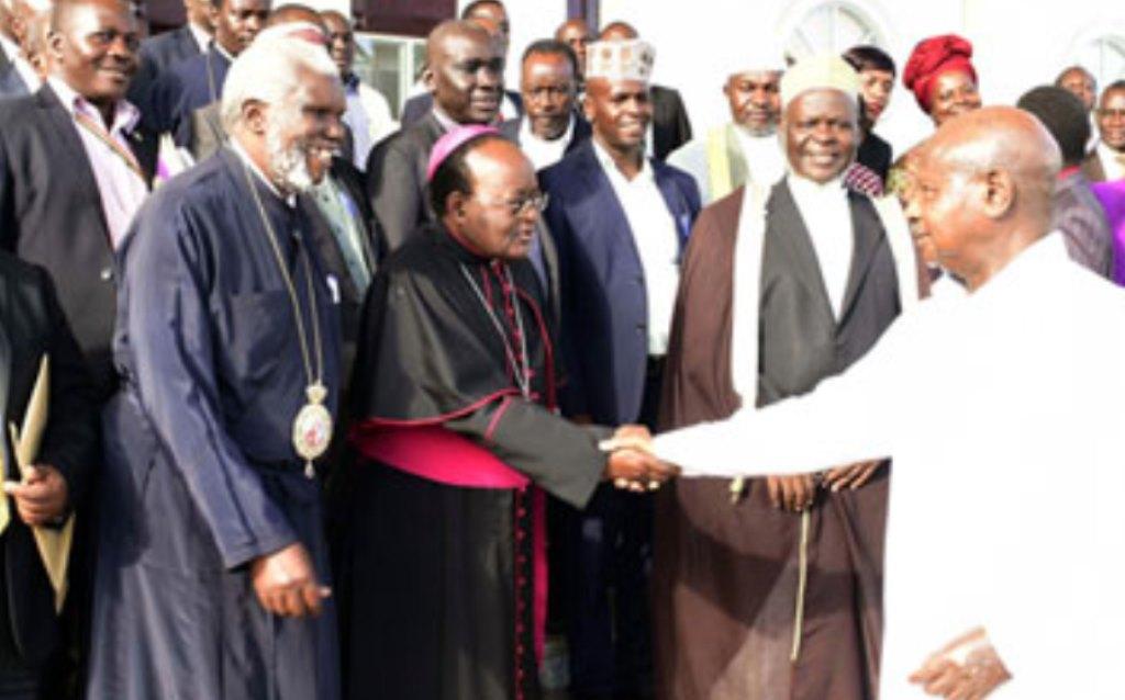 Religious Leaders Fear Museveni More Than God - Kyagulanyi