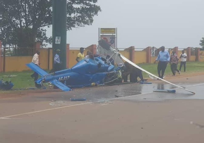 Caroline Busingye Dies in Plane Crash