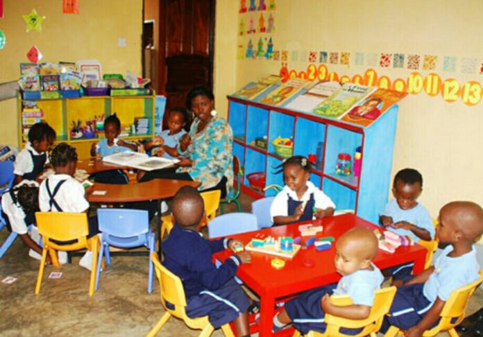 Nursery School to Resume When Teachers Get Vaccinated