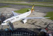 second Uganda Airlines Airbus A330-800neo
